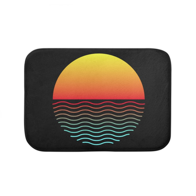 SIMPLY SUNRISE Home Bath Mat by alchemist's Artist Shop