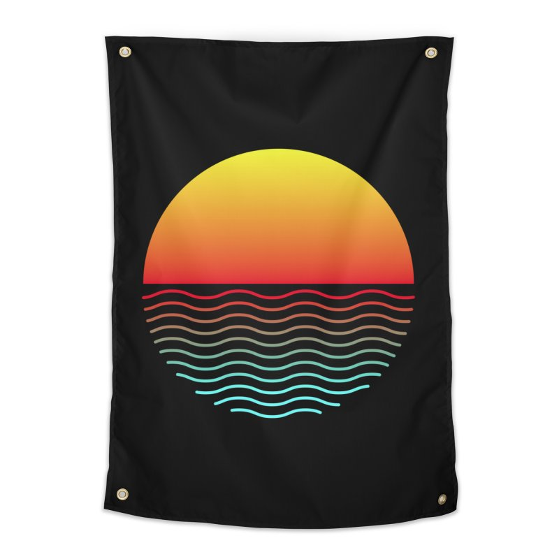 SIMPLY SUNRISE Home Tapestry by alchemist's Artist Shop