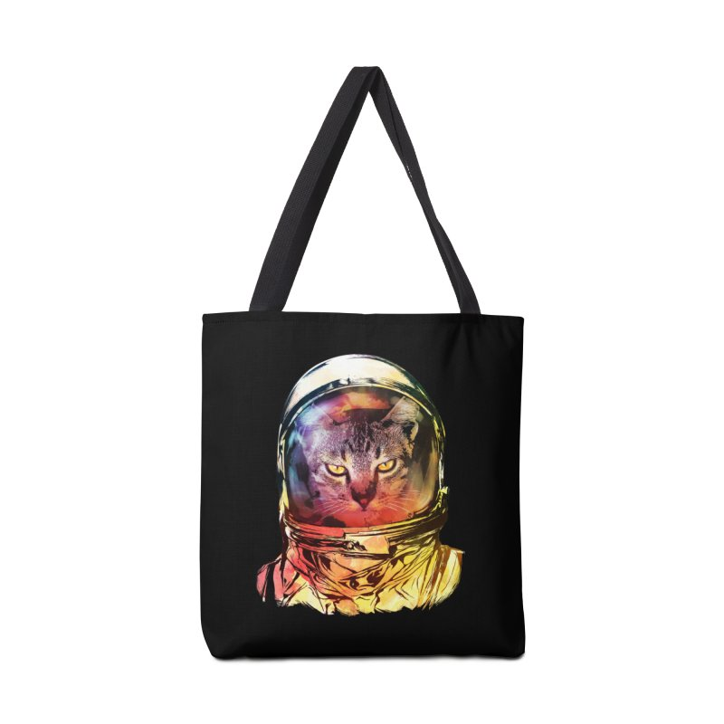 CAT INVASION Accessories Bag by alchemist's Artist Shop