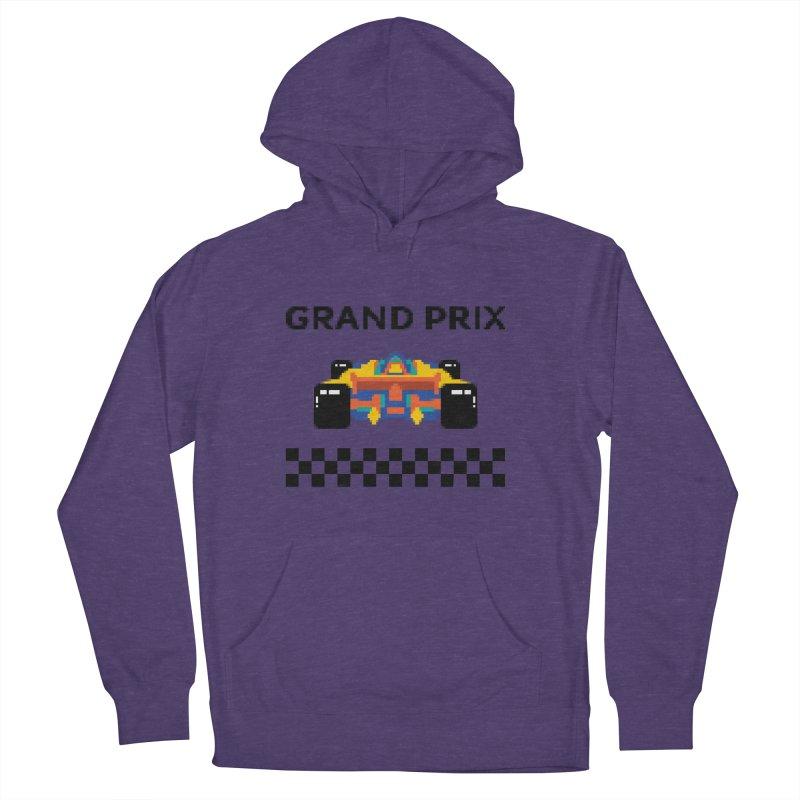 GRAND PRIX Women's Pullover Hoody by alchemist's Artist Shop