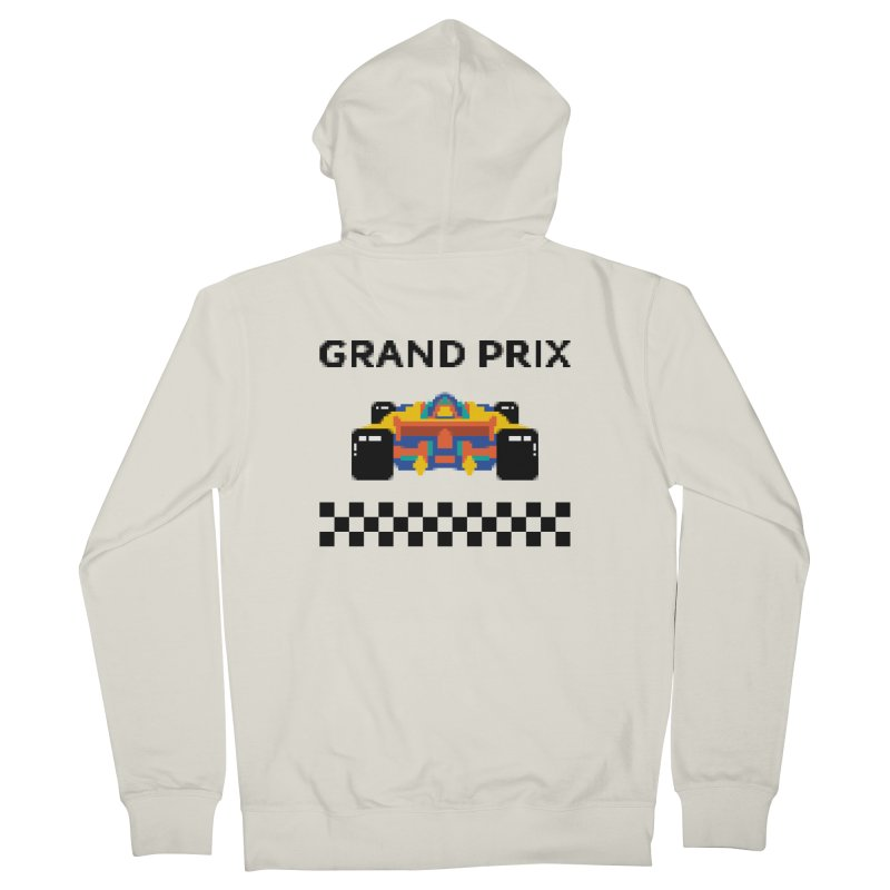 GRAND PRIX Women's Zip-Up Hoody by alchemist's Artist Shop