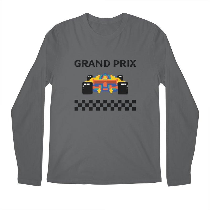 GRAND PRIX Men's Longsleeve T-Shirt by alchemist's Artist Shop