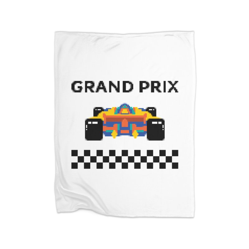 GRAND PRIX Home Blanket by alchemist's Artist Shop