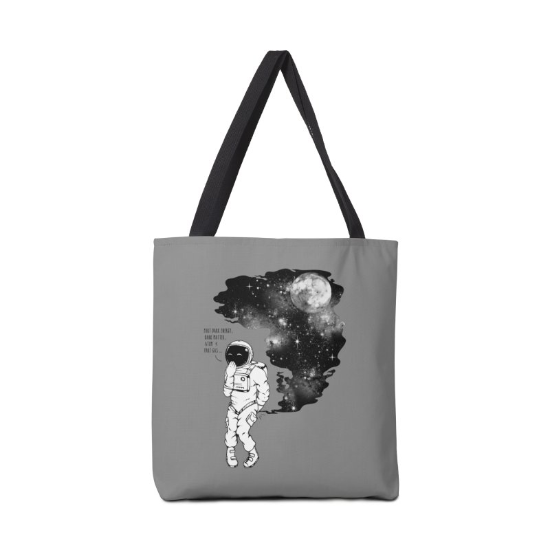DE'COMPOSITION OF SPACE Accessories Bag by alchemist's Artist Shop