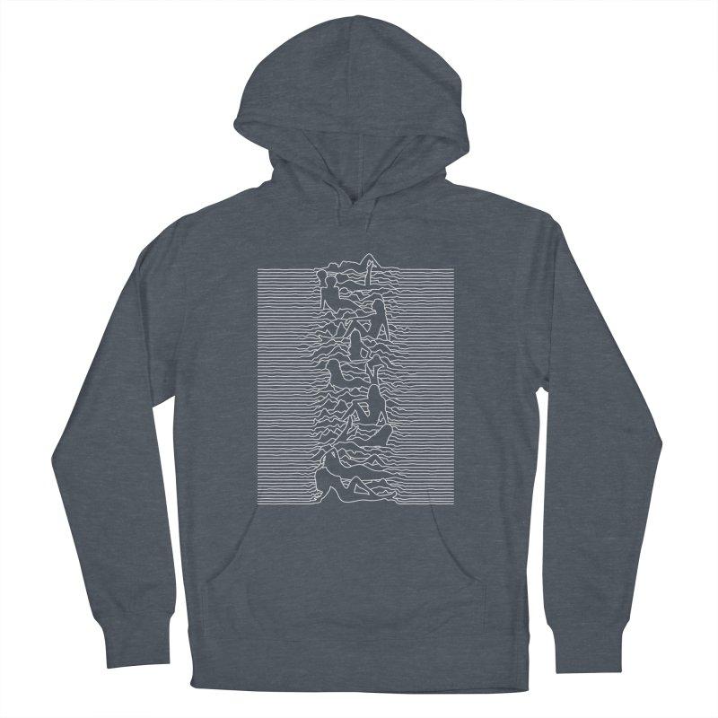 HOT DIVISION Men's Pullover Hoody by alchemist's Artist Shop