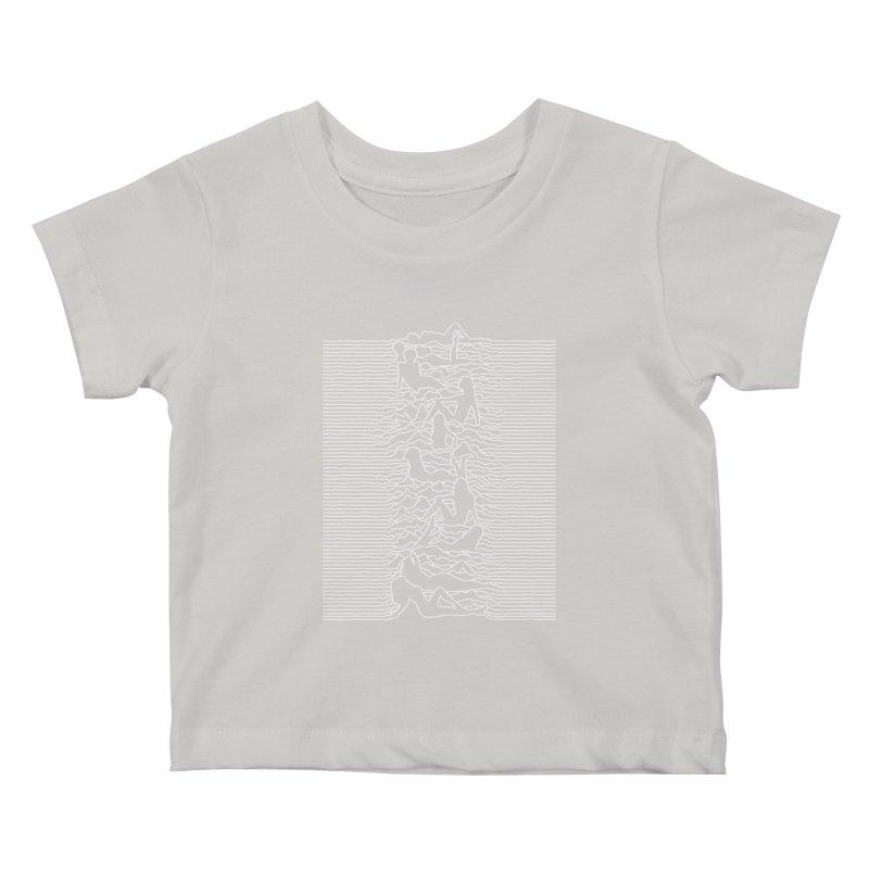 HOT DIVISION Kids Baby T-Shirt by alchemist's Artist Shop