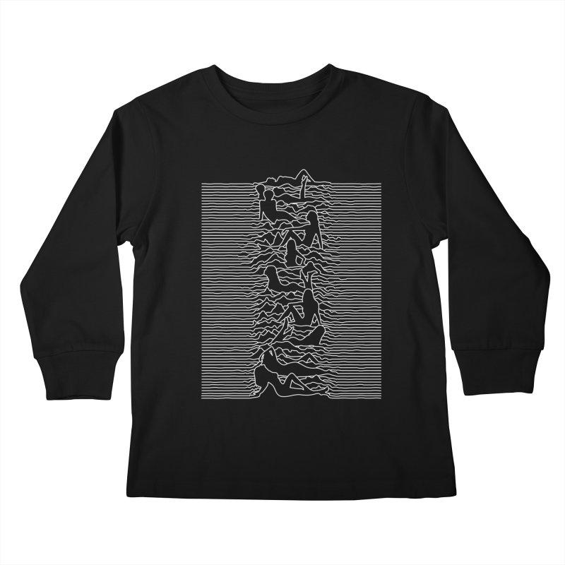 HOT DIVISION Kids Longsleeve T-Shirt by alchemist's Artist Shop