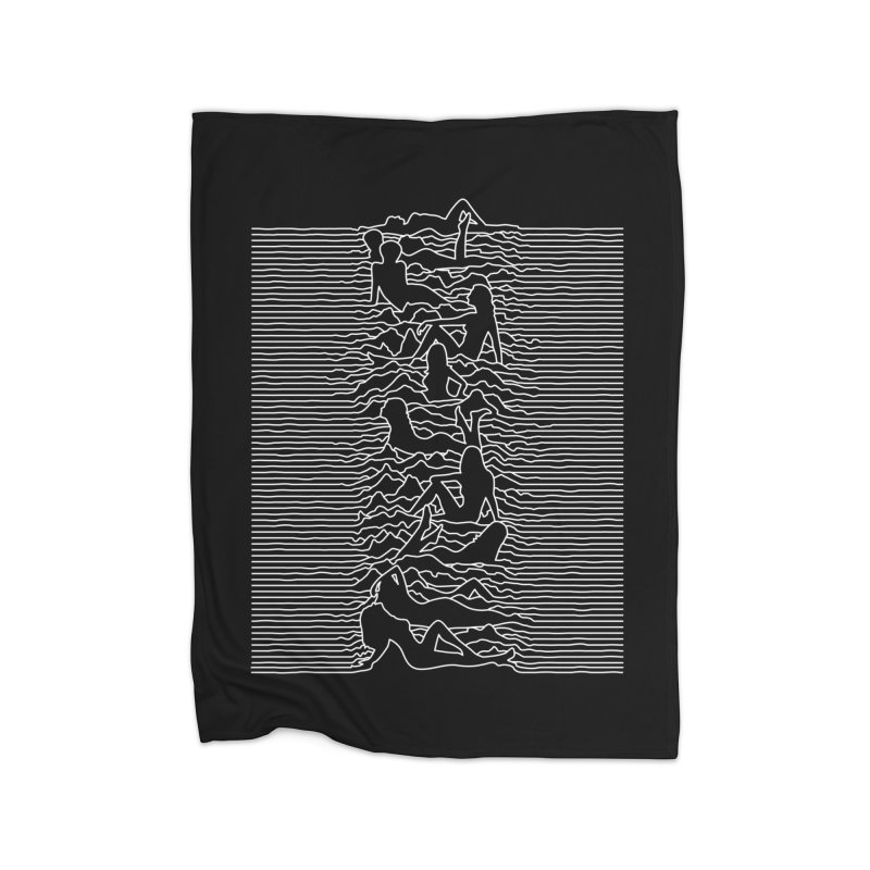 HOT DIVISION Home Blanket by alchemist's Artist Shop