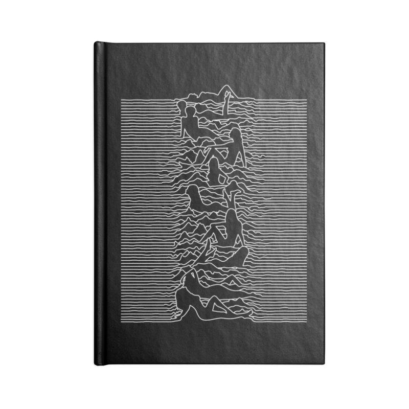 HOT DIVISION Accessories Notebook by alchemist's Artist Shop