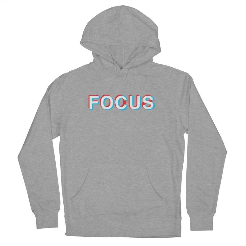 FOCUS Men's Pullover Hoody by alchemist's Artist Shop