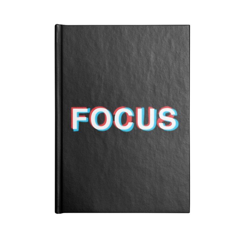 FOCUS Accessories Notebook by alchemist's Artist Shop