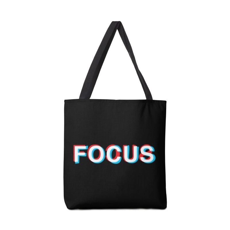 FOCUS Accessories Bag by alchemist's Artist Shop