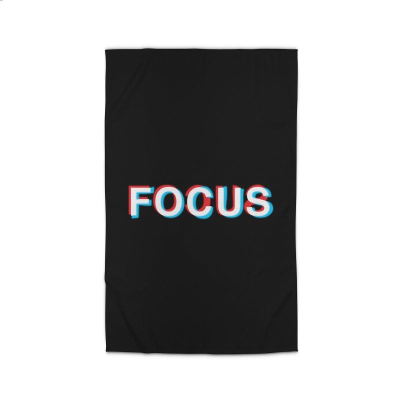 FOCUS Home Rug by alchemist's Artist Shop