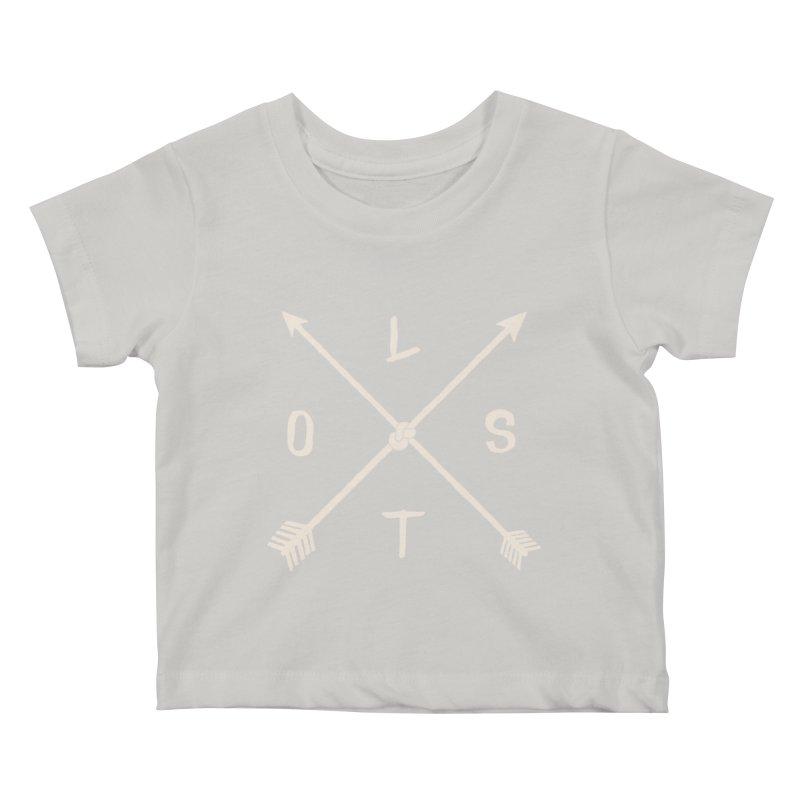 LOST Kids Baby T-Shirt by alchemist's Artist Shop