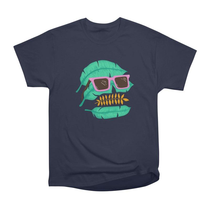 SKULLEAVES Men's Classic T-Shirt by alchemist's Artist Shop
