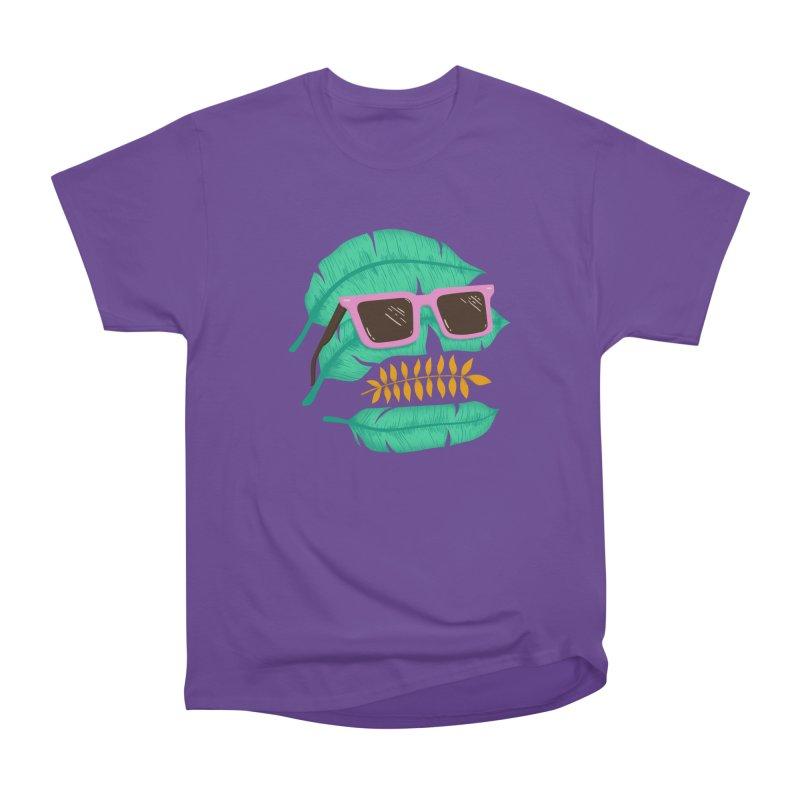 SKULLEAVES Women's Classic Unisex T-Shirt by alchemist's Artist Shop