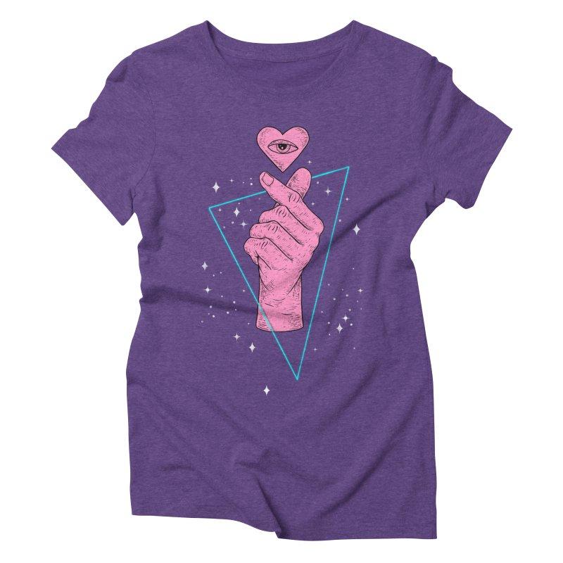 OPPA Women's Triblend T-Shirt by alchemist's Artist Shop