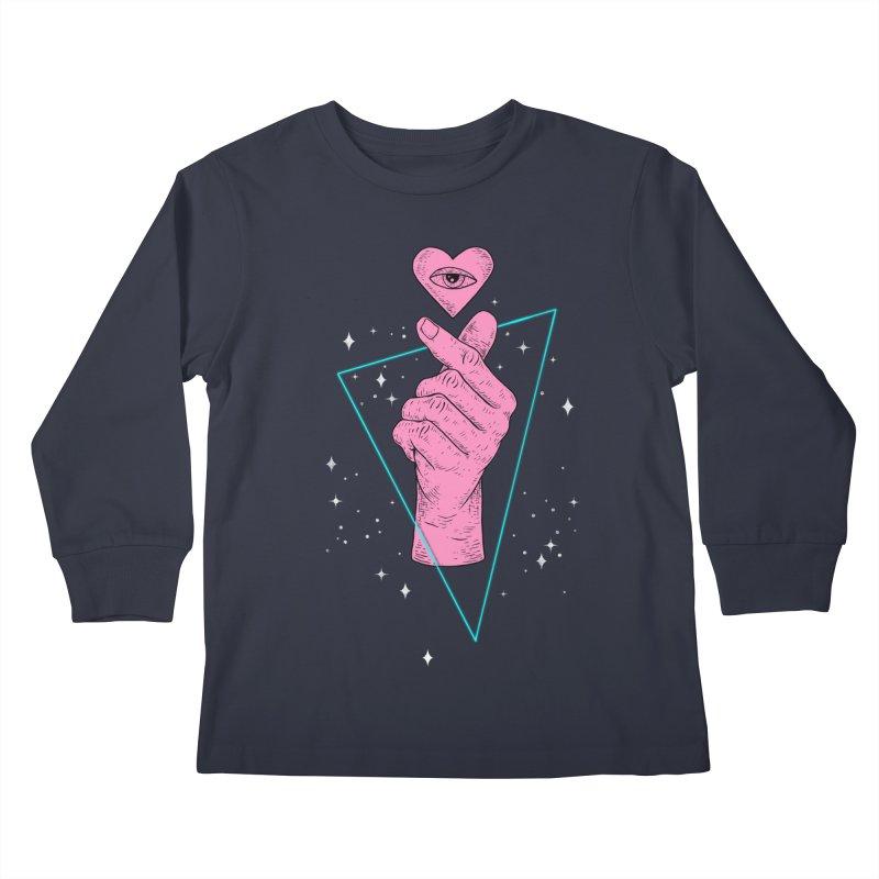 OPPA Kids Longsleeve T-Shirt by alchemist's Artist Shop