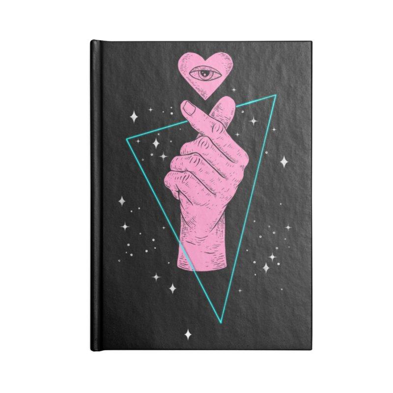 OPPA Accessories Notebook by alchemist's Artist Shop