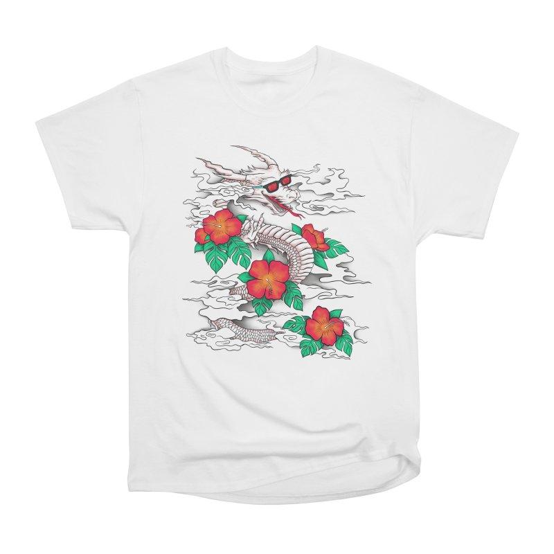 CHILL DRAGON Women's Classic Unisex T-Shirt by alchemist's Artist Shop