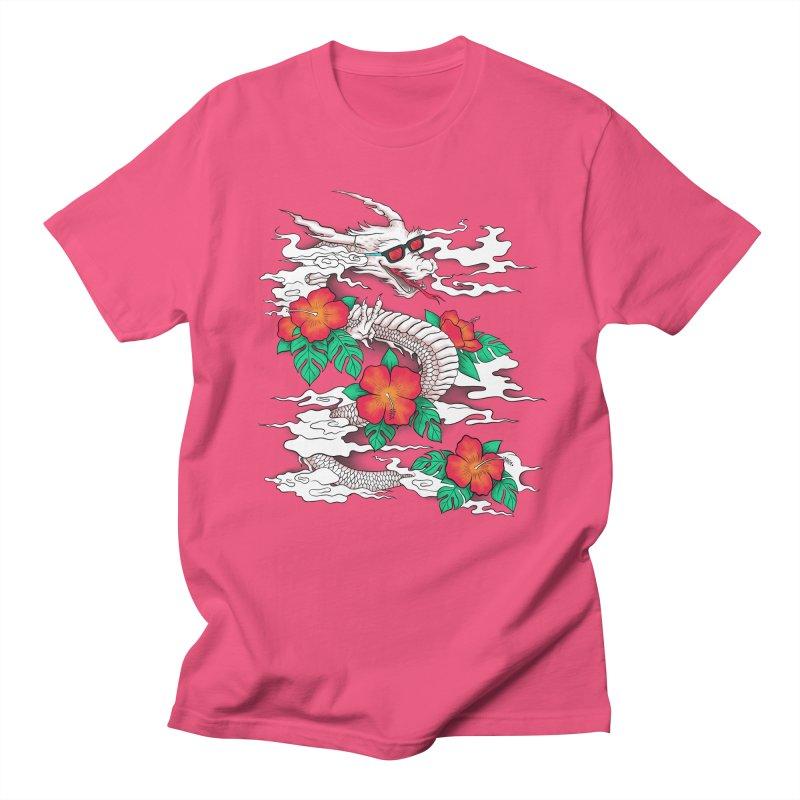 CHILL DRAGON Women's Unisex T-Shirt by alchemist's Artist Shop