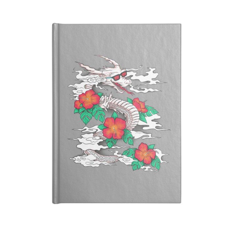 CHILL DRAGON Accessories Notebook by alchemist's Artist Shop