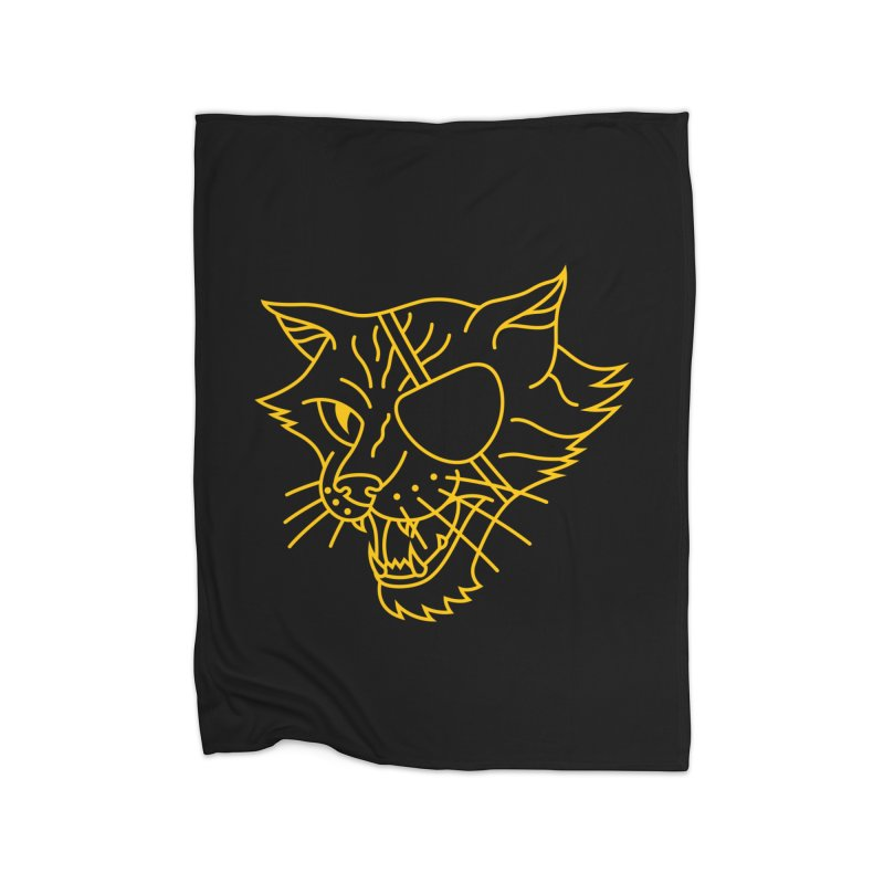 NICK PURRY Home Blanket by alchemist's Artist Shop