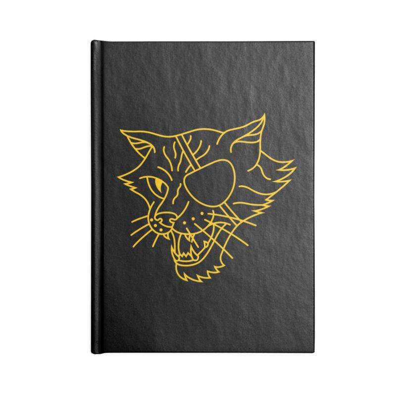 NICK PURRY Accessories Notebook by alchemist's Artist Shop