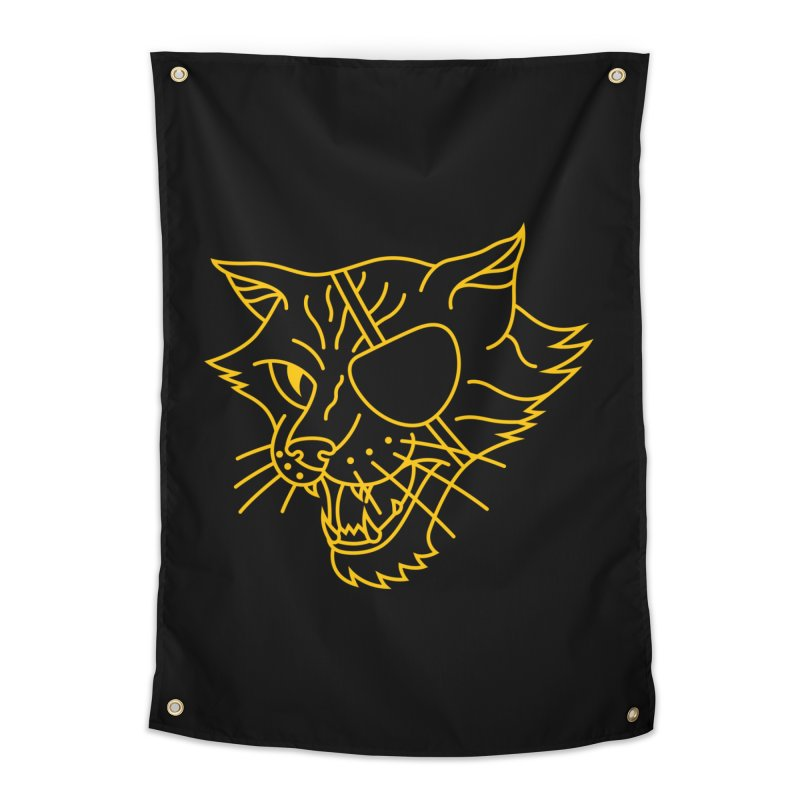 NICK PURRY Home Tapestry by alchemist's Artist Shop