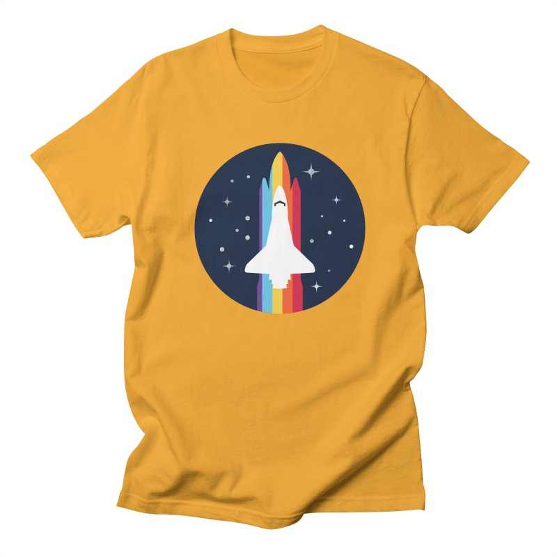 FRONTIER V2 Women's Unisex T-Shirt by alchemist's Artist Shop