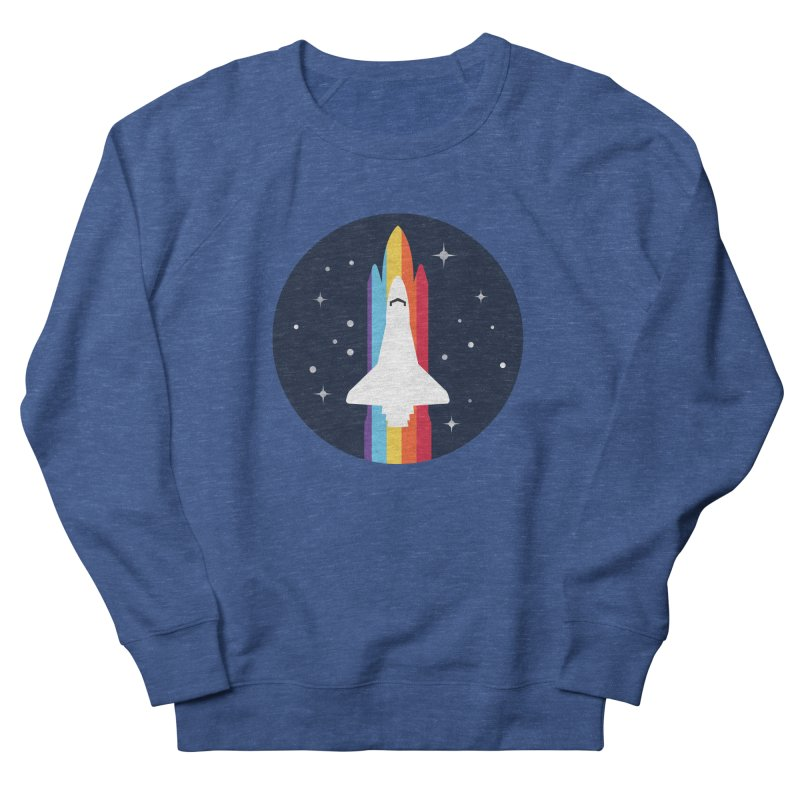 FRONTIER V2 Men's Sweatshirt by alchemist's Artist Shop