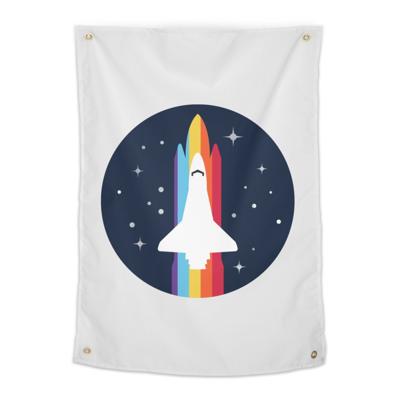 FRONTIER V2 Home Tapestry by alchemist's Artist Shop