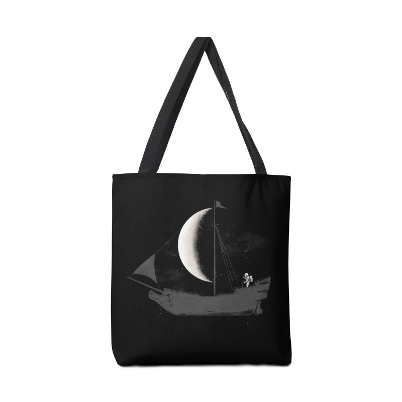 LUNAR VOYAGER Accessories Bag by alchemist's Artist Shop