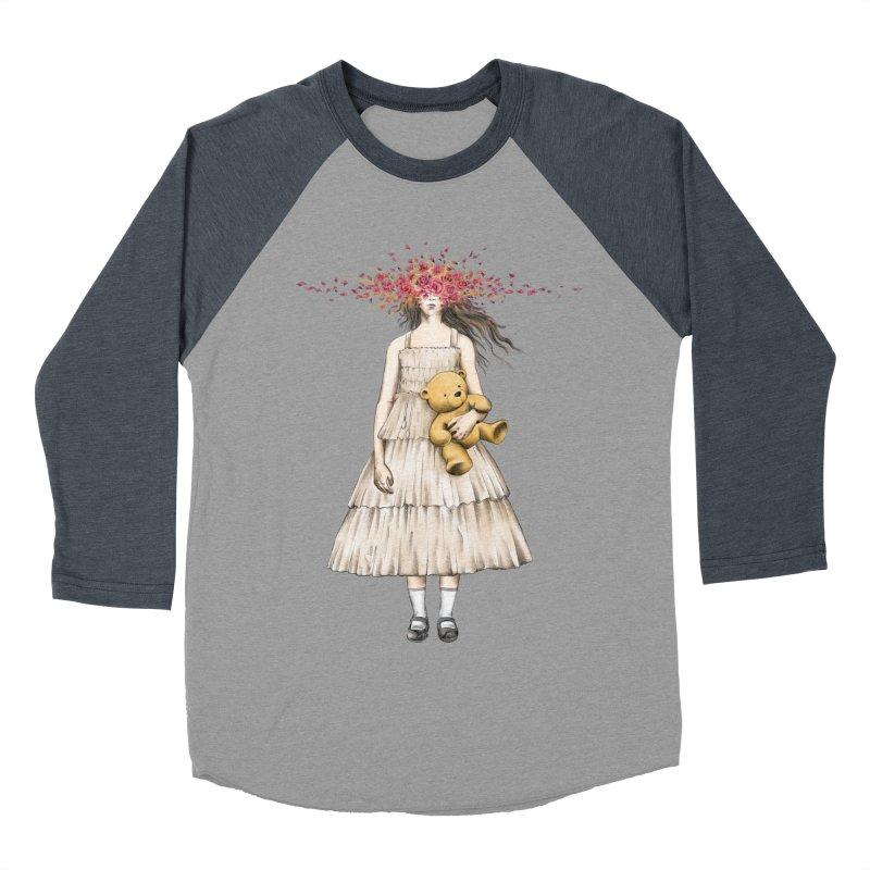 IN BLOOM Women's Baseball Triblend Longsleeve T-Shirt by alchemist's Artist Shop