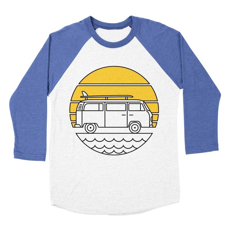 ROAD TRIP Women's Baseball Triblend Longsleeve T-Shirt by alchemist's Artist Shop