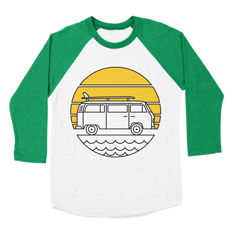 ROAD TRIP Women's Baseball Triblend T-Shirt by alchemist's Artist Shop