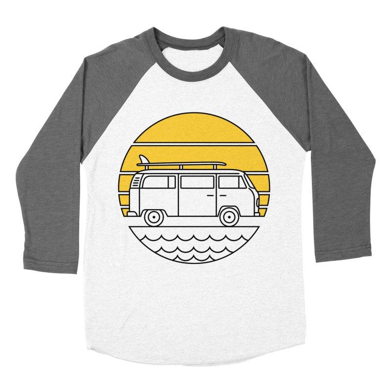 ROAD TRIP Men's Baseball Triblend Longsleeve T-Shirt by alchemist's Artist Shop