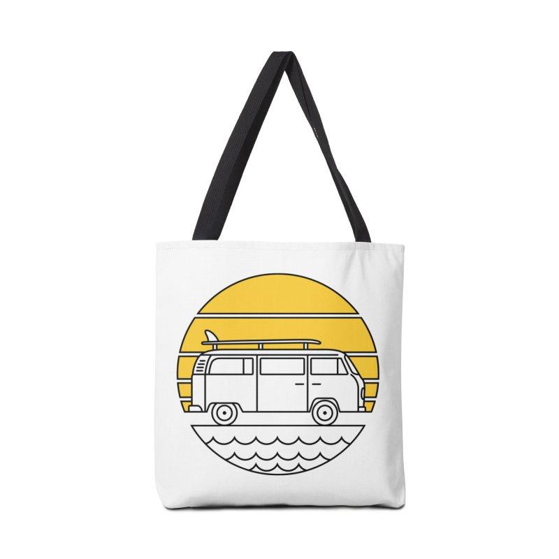 ROAD TRIP Accessories Bag by alchemist's Artist Shop