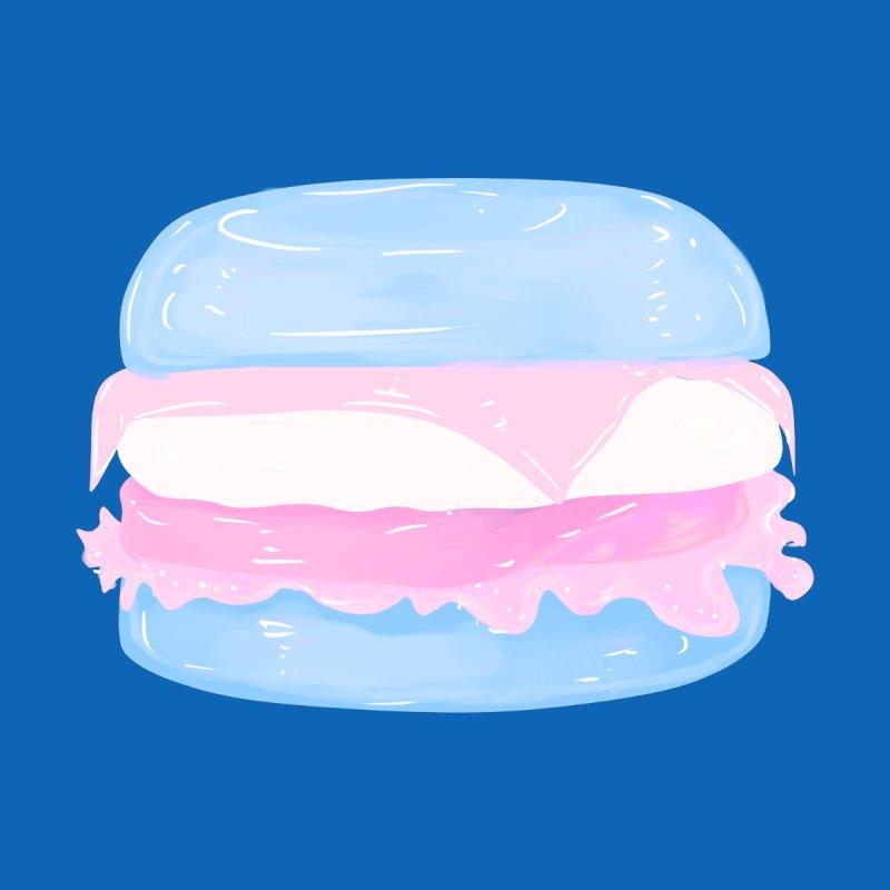 Transgender Burger Accessories Beach Towel by Aidadaism