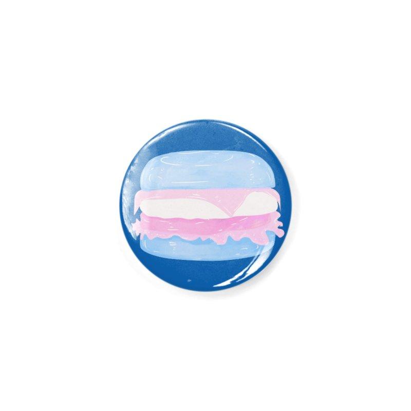 Transgender Burger Accessories Button by Aidadaism