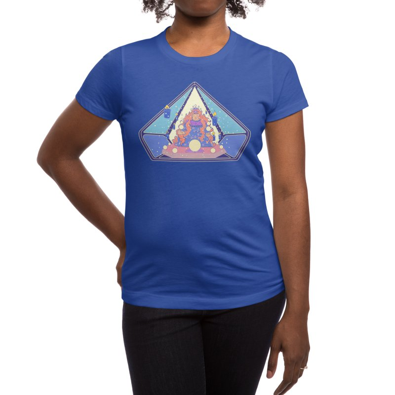 Teek The Oracle Women's T-Shirt by Aidadaism