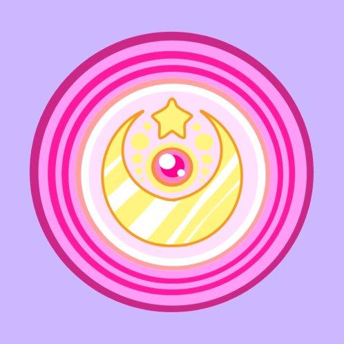 Design for Pink Pentacle Medallion