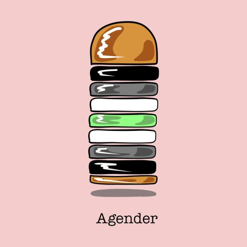 Design for Agender Burger