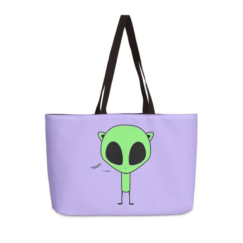 Yeet! Accessories Bag by Aidadaism