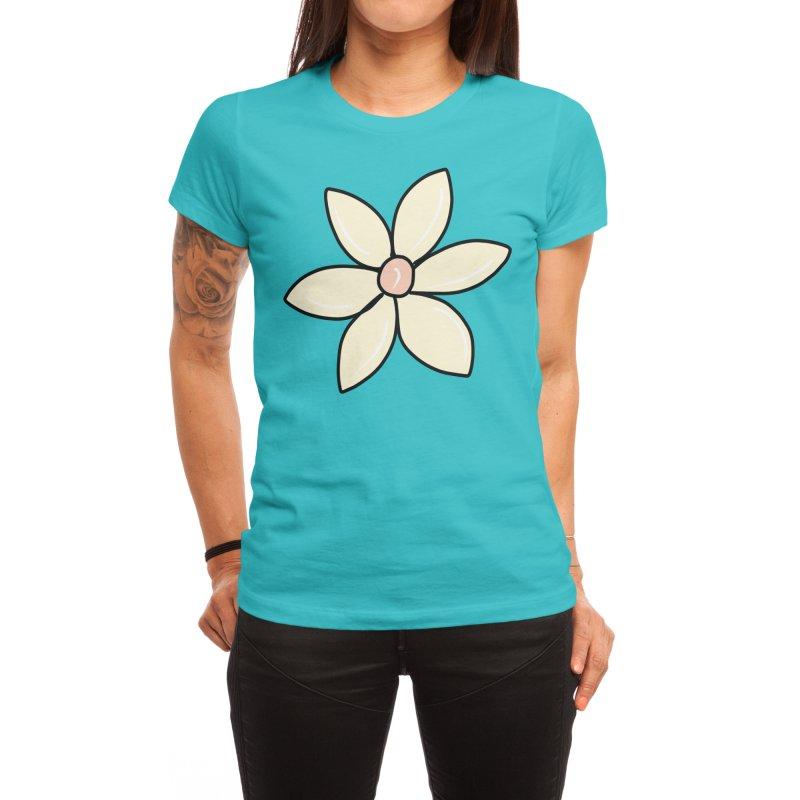 Daisy Women's T-Shirt by Aidadaism