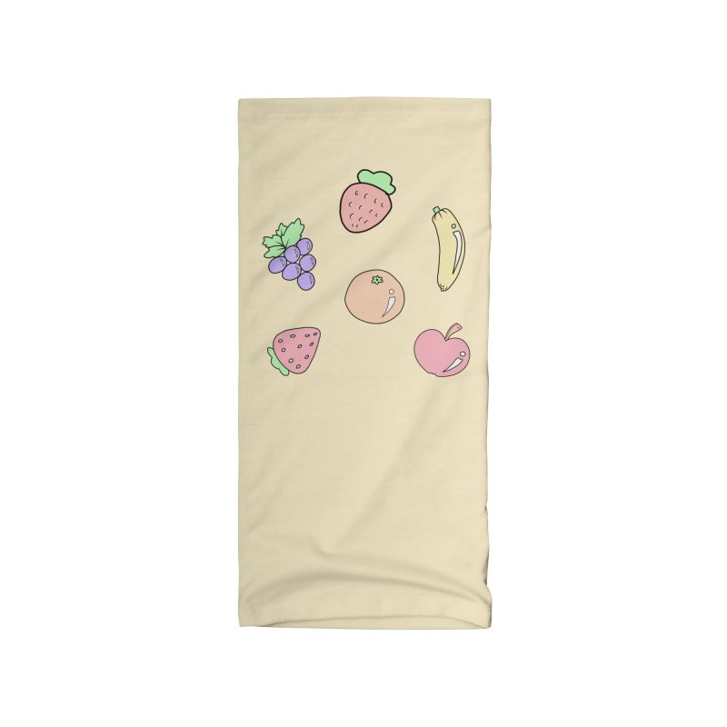 Fruits Accessories Neck Gaiter by Aidadaism