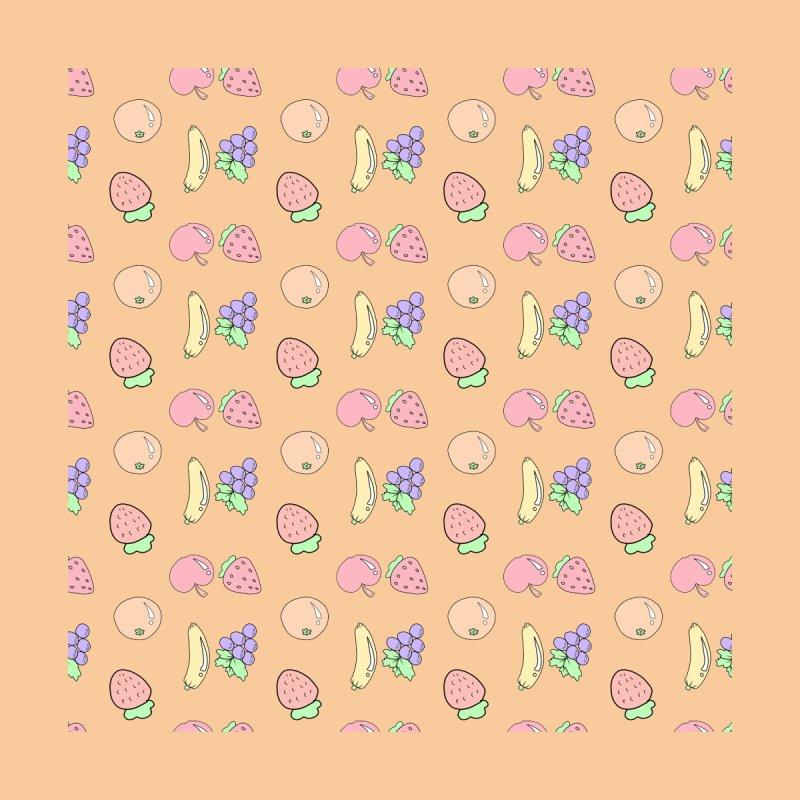 Fruit Pattern Accessories Neck Gaiter by Aidadaism