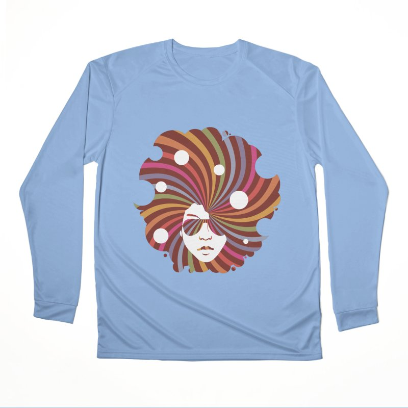 Black Soul Funky All Gender Longsleeve T-Shirt by Ale Borges