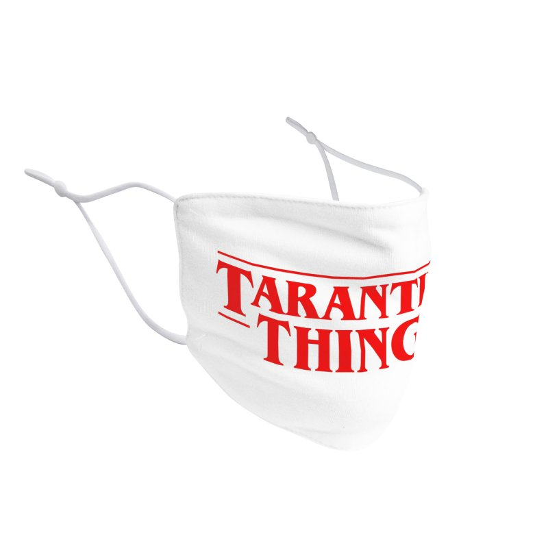 Tarantino Things Accessories Face Mask by Ale Borges