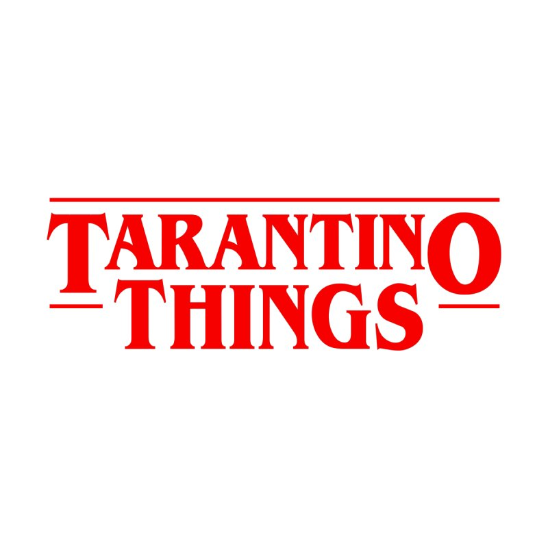 Tarantino Things Accessories Skateboard by Ale Borges